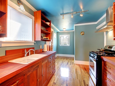 Newton MA Cabinet Painting - ProTEK Painters