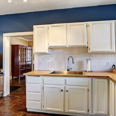 Kitchen Cabinet Painting and Refinishing - ProTEK Painters - Newton MA