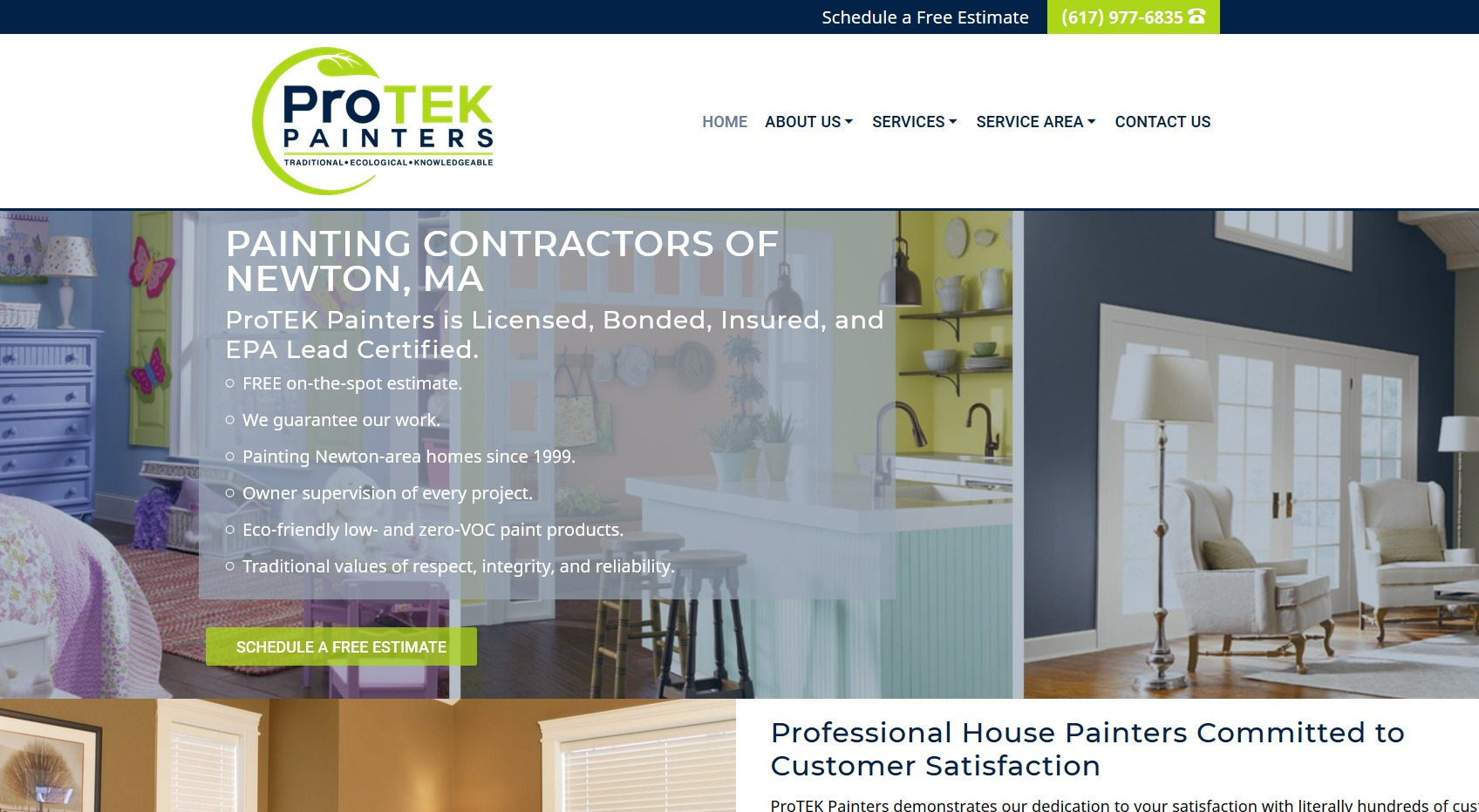 island ny residential estimate long commercial suffolk house painting interior