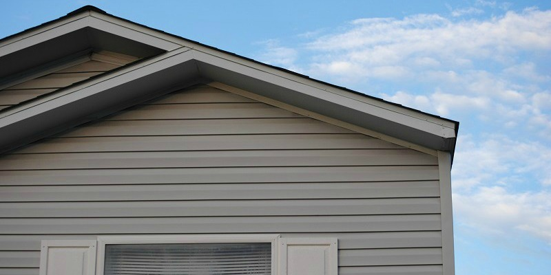 Vinyl and Aluminum Siding Painting - ProTEK Painters - Newton, MA - Taupe