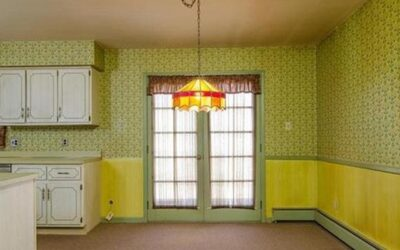 Wallpaper Removal and Interior Painting - ProTEK Painters - Newton MA