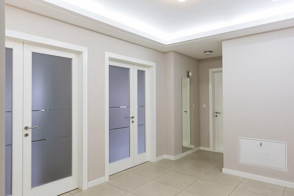 Commercial Painters - Office Building - Newton MA - ProTEK Painters 600x400