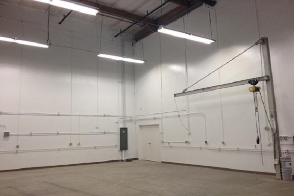 Commercial Painters - Warehouse - Newton MA - ProTEK Painters 600x400