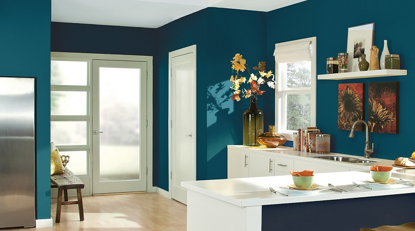 Sunroom Paint Colors Dark