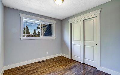 Paint Sheen Flat Paint for Bedroom - Gray - ProTEK Painters, Newton MA 400x300
