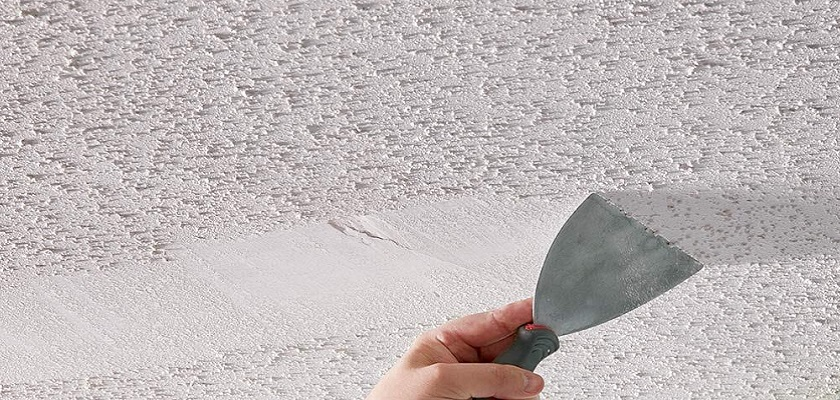 Popcorn Ceiling Removal - Newton, MA - ProTEK Painters