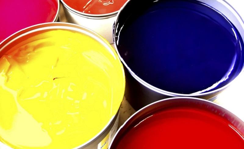 Triadic Scheme - Paint Color Chart - Red Blue Yellow - ProTEK Painters Newton MA