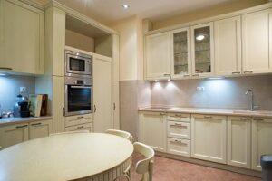 Interior Painting Needham MA Cabinet Refinishing - ProTEK Painters