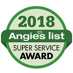 Angie's List Super Service Award 2018 - House Painters Newton MA