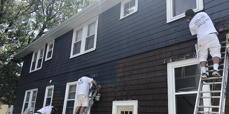 7 Exterior House Painting Problems And Causes