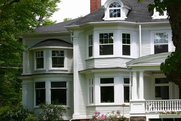 Exterior Painters of Historic Homes - Newton, Mass - ProTEK Painters