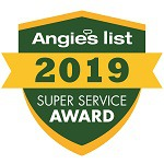 House Painters Newton - Angie's List Super Service Award 2019