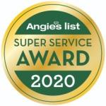 2020 Angie's List Super Service Award - ProTEK Painters