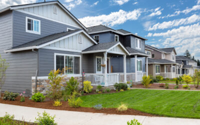 HOA Painting-HOAs suggest color schemes to keep a consistent look in the neighborhood-Exterior Painting-ProTEK Painters