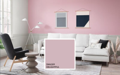 Living Room Painting-Delightful is a bright alternative to white-Interior Painting-ProTEK Painters